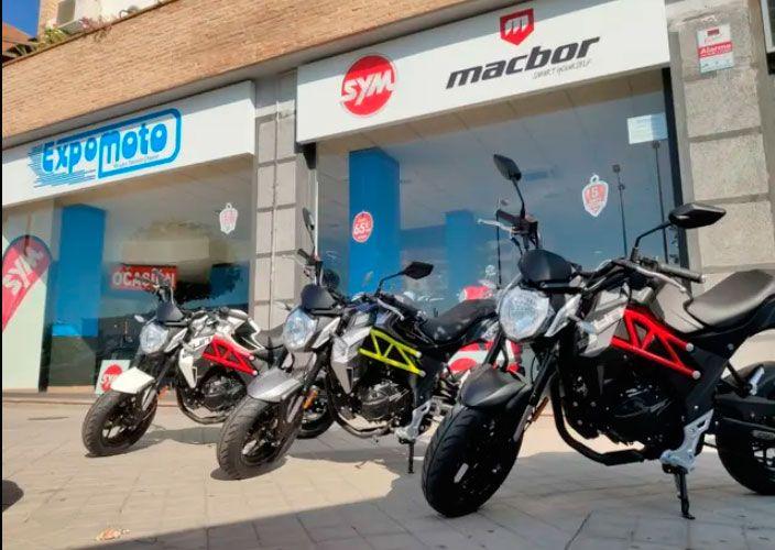 Expomoto Granada, concesionario de motos en Granada